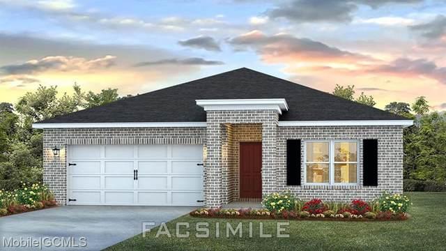 2583 Thornbury Loop, Mobile, AL 36695 (MLS #657593) :: Elite Real Estate Solutions
