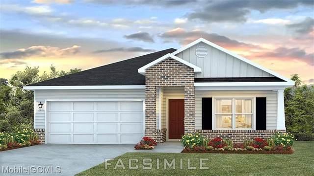 6126 Stream Bank Drive, Theodore, AL 36582 (MLS #657597) :: Mobile Bay Realty