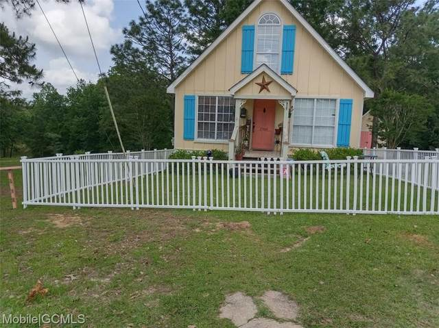 17150 Woodland Drive S, Citronelle, AL 36522 (MLS #657636) :: Mobile Bay Realty