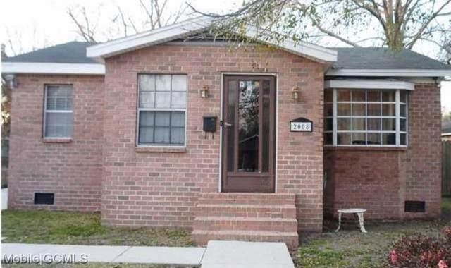 2008 Hathcox Street, Mobile, AL 36617 (MLS #657661) :: Mobile Bay Realty