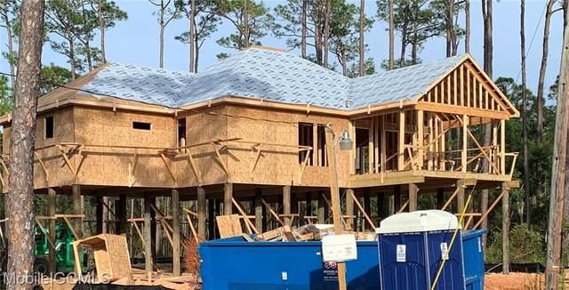 172 Orleans Drive, Dauphin Island, AL 36528 (MLS #657680) :: Berkshire Hathaway HomeServices - Cooper & Co. Inc., REALTORS®