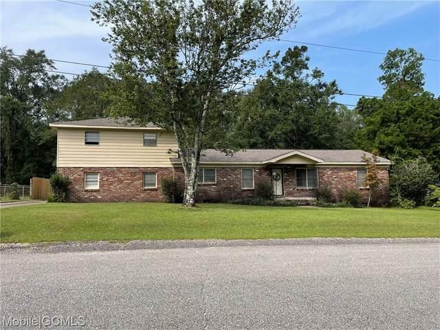 217 Ennis Street, Saraland, AL 36571 (MLS #657683) :: Mobile Bay Realty