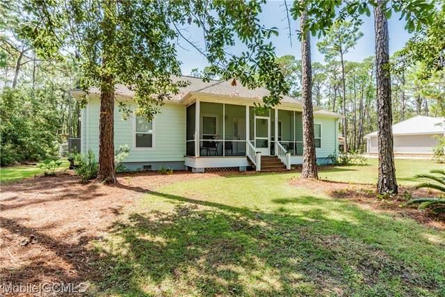 607 General Gaines Place, Dauphin Island, AL 36528 (MLS #657697) :: Berkshire Hathaway HomeServices - Cooper & Co. Inc., REALTORS®
