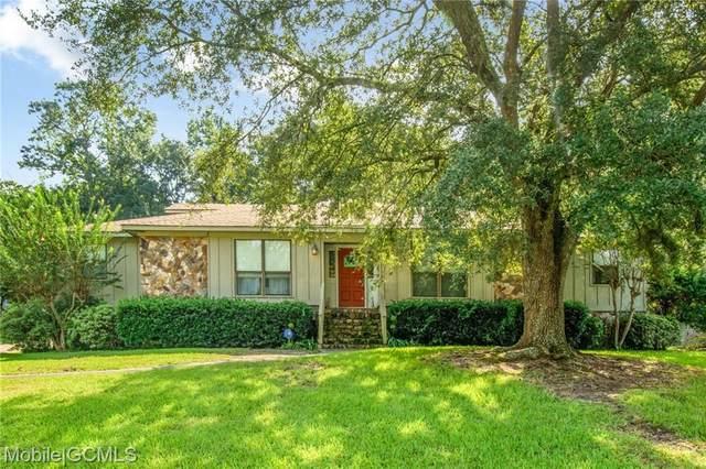 1521 Ridgeland Road W, Mobile, AL 36695 (MLS #657709) :: Elite Real Estate Solutions