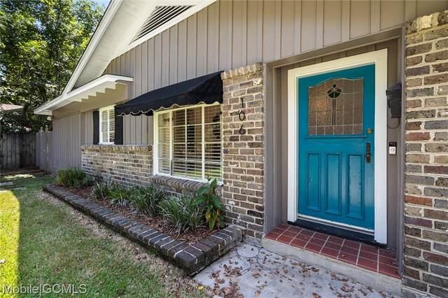 106 Sherwood Drive, Mobile, AL 36606 (MLS #657712) :: Mobile Bay Realty
