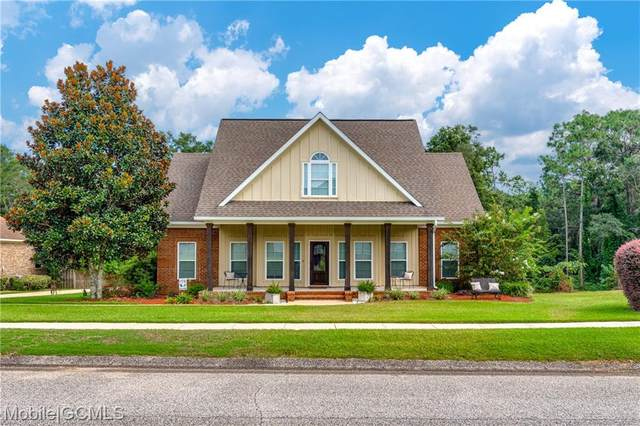3007 Aster Place, Mobile, AL 36619 (MLS #657740) :: Mobile Bay Realty
