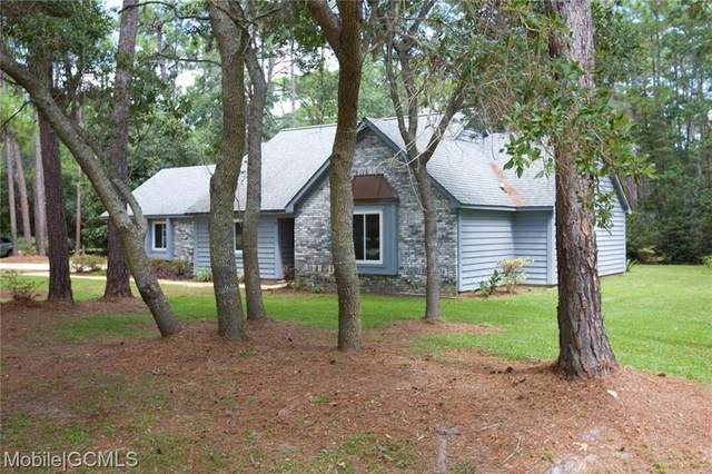 124 Lemoyne Drive, Dauphin Island, AL 36528 (MLS #657833) :: Berkshire Hathaway HomeServices - Cooper & Co. Inc., REALTORS®