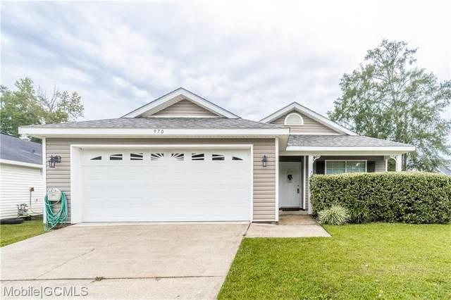 970 Hamilton Bridges Drive E, Mobile, AL 36695 (MLS #657871) :: Berkshire Hathaway HomeServices - Cooper & Co. Inc., REALTORS®