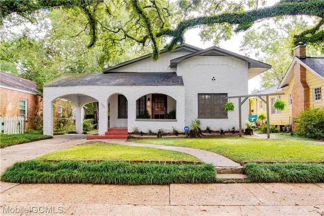 140 Florence Place, Mobile, AL 36607 (MLS #657942) :: Elite Real Estate Solutions