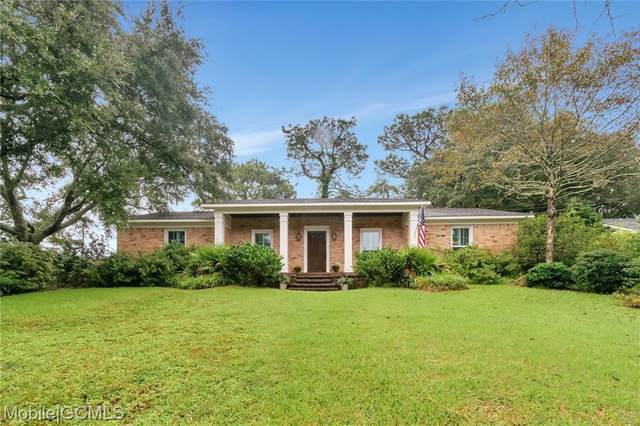 524 Ridgelawn Drive W, Mobile, AL 36608 (MLS #657967) :: Berkshire Hathaway HomeServices - Cooper & Co. Inc., REALTORS®