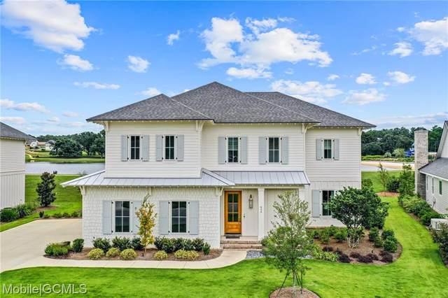 426 Colony Drive, Fairhope, AL 36532 (MLS #658000) :: Mobile Bay Realty