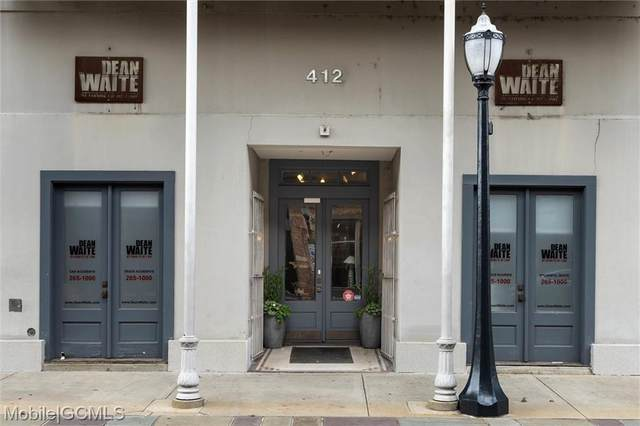 412 Dauphin Street Bb, Mobile, AL 36602 (MLS #658011) :: Elite Real Estate Solutions