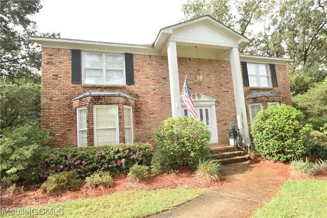 5517 Oak Park Court, Mobile, AL 36609 (MLS #658046) :: Mobile Bay Realty