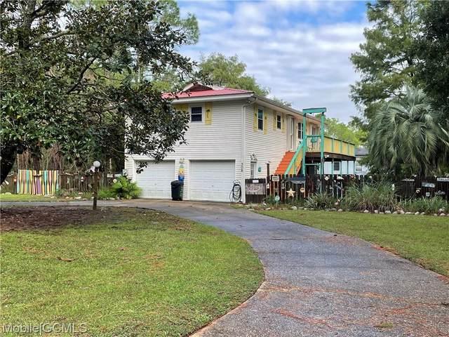 308 Chenault Avenue, Dauphin Island, AL 36528 (MLS #658065) :: Berkshire Hathaway HomeServices - Cooper & Co. Inc., REALTORS®