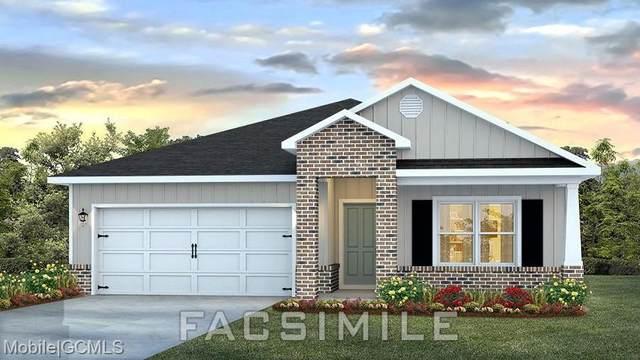 6107 Stream Bank Drive, Theodore, AL 36582 (MLS #658067) :: Berkshire Hathaway HomeServices - Cooper & Co. Inc., REALTORS®