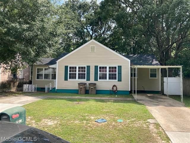2711 Briley Street, Mobile, AL 36606 (MLS #658087) :: Elite Real Estate Solutions
