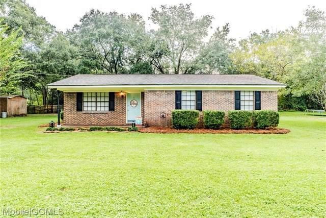 11037 Moreland Drive W, Grand Bay, AL 36541 (MLS #658090) :: Elite Real Estate Solutions