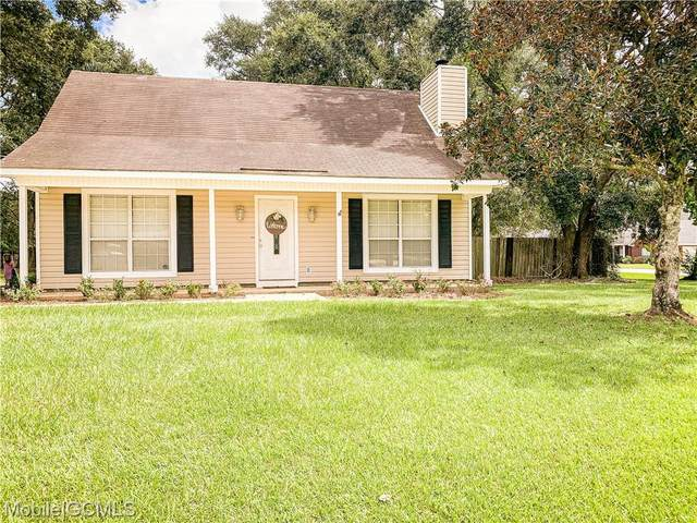 3481 Plantation Court, Mobile, AL 36695 (MLS #658099) :: Elite Real Estate Solutions