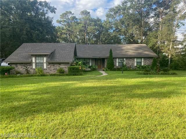 4166 Lafitte Road, Saraland, AL 36571 (MLS #658100) :: Berkshire Hathaway HomeServices - Cooper & Co. Inc., REALTORS®