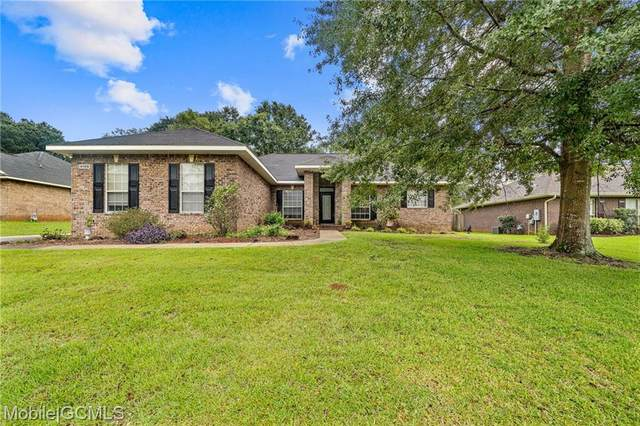 4106 Blackwell Drive W, Semmes, AL 36575 (MLS #658101) :: Elite Real Estate Solutions