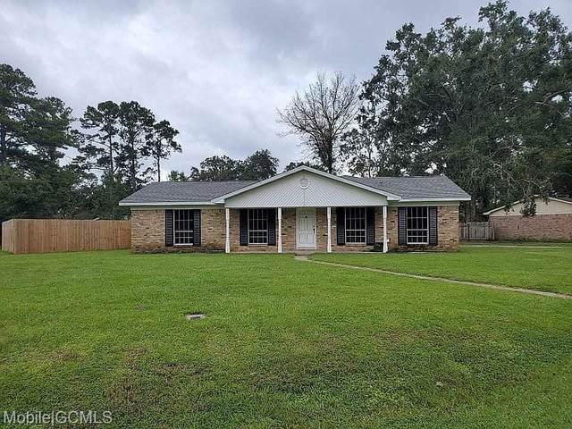 523 Edward Street, Saraland, AL 36571 (MLS #658103) :: Elite Real Estate Solutions