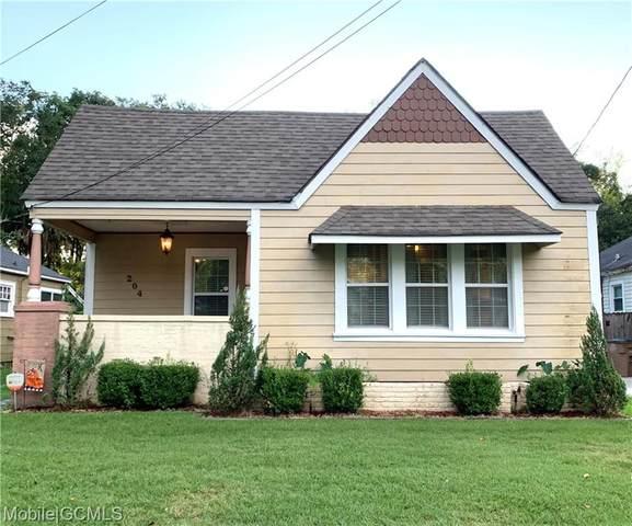 204 Kenan Street, Mobile, AL 36606 (MLS #658104) :: Berkshire Hathaway HomeServices - Cooper & Co. Inc., REALTORS®