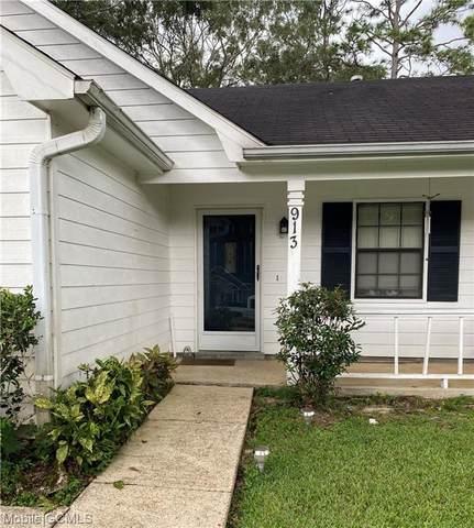 913 Victoria Place E, Mobile, AL 36608 (MLS #658105) :: Elite Real Estate Solutions