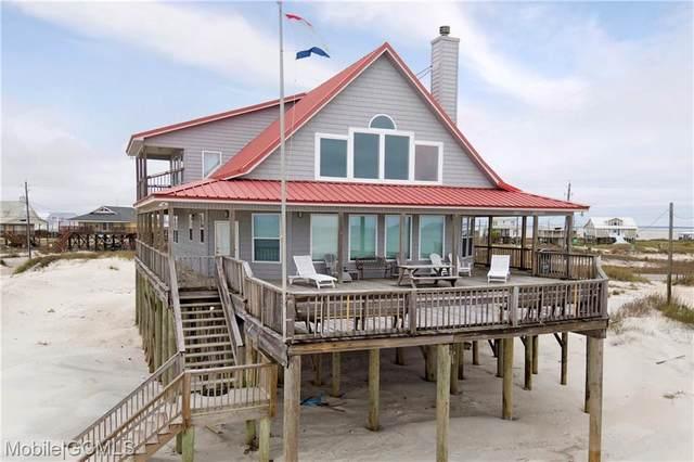 2613 Bienville Boulevard, Dauphin Island, AL 36528 (MLS #658125) :: Berkshire Hathaway HomeServices - Cooper & Co. Inc., REALTORS®