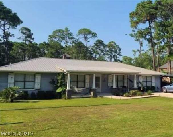 508 Fort Mims Place, Dauphin Island, AL 36528 (MLS #658127) :: Berkshire Hathaway HomeServices - Cooper & Co. Inc., REALTORS®