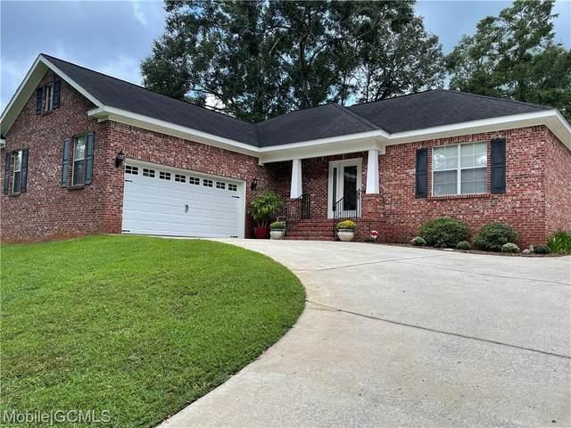 5500 Robert Jefferson Drive E, Theodore, AL 36582 (MLS #658129) :: Berkshire Hathaway HomeServices - Cooper & Co. Inc., REALTORS®