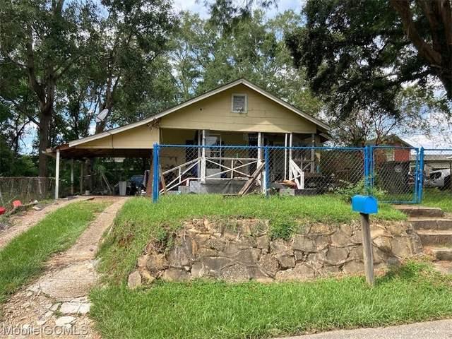 963 Semler Street, Prichard, AL 36610 (MLS #658137) :: Elite Real Estate Solutions