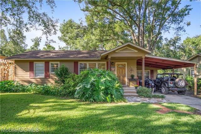 415 White Avenue, Fairhope, AL 36532 (MLS #658142) :: Mobile Bay Realty