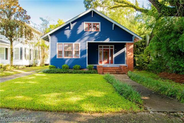 1856 Old Government Street, Mobile, AL 36606 (MLS #658144) :: JWRE Powered by JPAR Coast & County