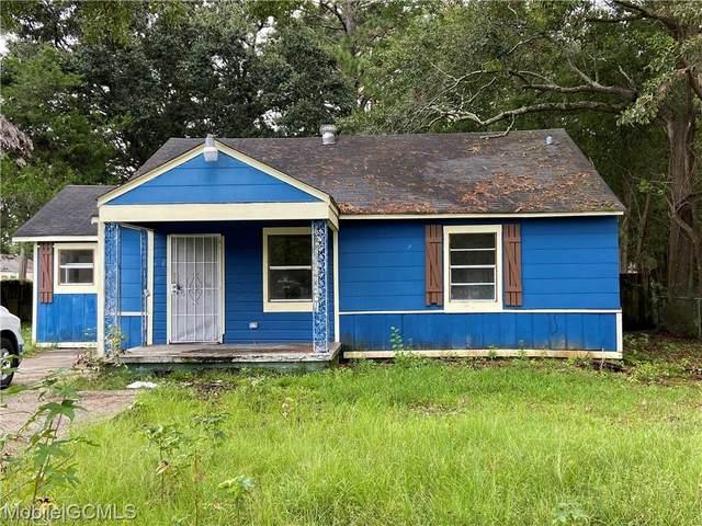 1451 Linwood Drive W, Mobile, AL 36605 (MLS #658166) :: JWRE Powered by JPAR Coast & County