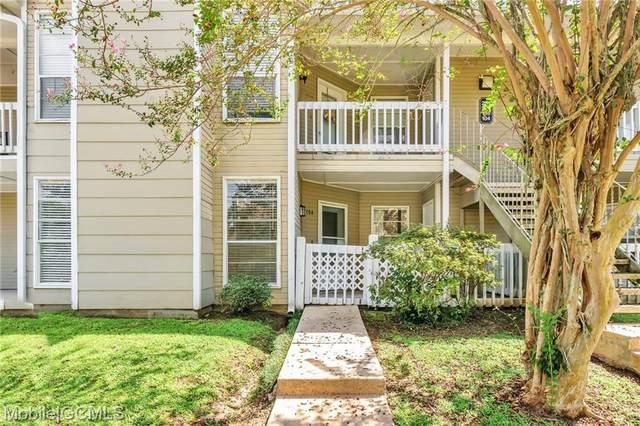5608 Cottage Hill Road #104, Mobile, AL 36609 (MLS #658266) :: Berkshire Hathaway HomeServices - Cooper & Co. Inc., REALTORS®