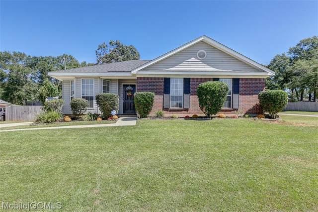 1536 Champion Cove, Semmes, AL 36575 (MLS #658287) :: Berkshire Hathaway HomeServices - Cooper & Co. Inc., REALTORS®