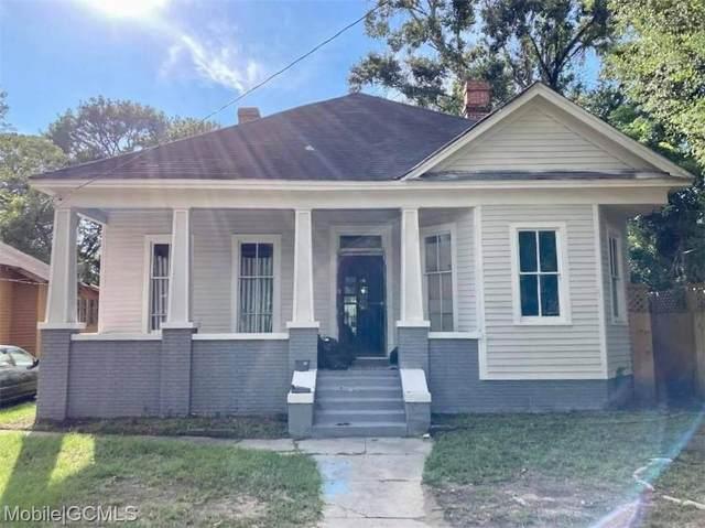 754 Marine Street, Mobile, AL 36604 (MLS #658288) :: Mobile Bay Realty