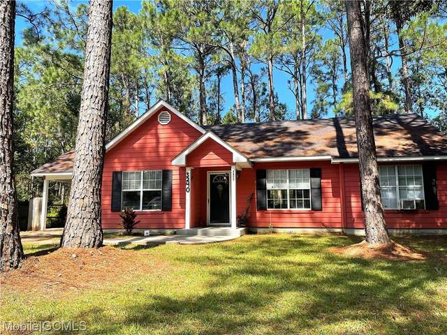 3240 Baptiste Drive N, Theodore, AL 36582 (MLS #658293) :: Berkshire Hathaway HomeServices - Cooper & Co. Inc., REALTORS®