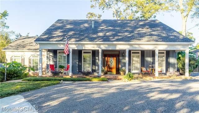2828 Grant Street C, Mobile, AL 36606 (MLS #658304) :: Berkshire Hathaway HomeServices - Cooper & Co. Inc., REALTORS®