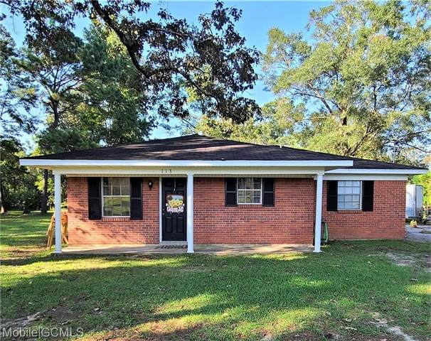 113 Magnolia Avenue, Satsuma, AL 36572 (MLS #658309) :: Berkshire Hathaway HomeServices - Cooper & Co. Inc., REALTORS®