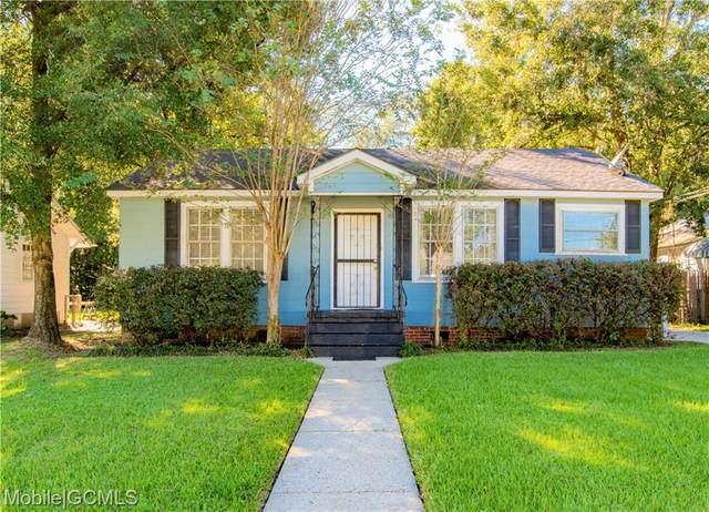 160 Emogene Place, Mobile, AL 36606 (MLS #658310) :: Mobile Bay Realty