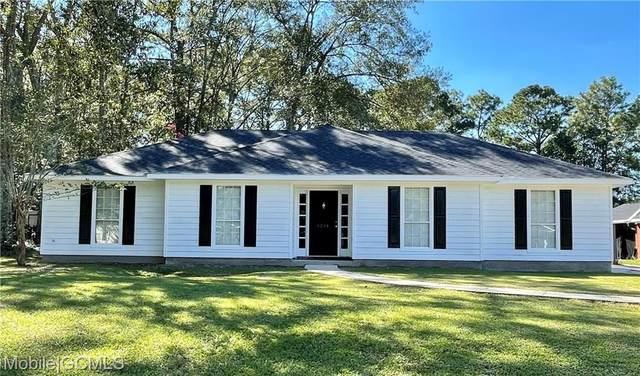3211 Dubose Avenue, Semmes, AL 36575 (MLS #658383) :: Elite Real Estate Solutions