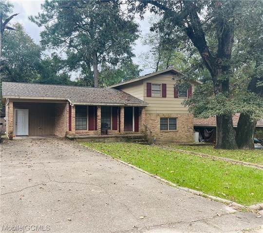 514 Woodlore Drive, Chickasaw, AL 36611 (MLS #658391) :: Mobile Bay Realty
