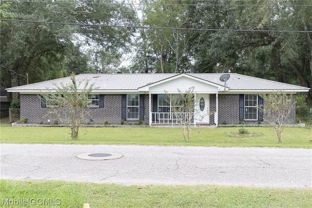 627 Gilbert Street, Saraland, AL 36571 (MLS #658401) :: Berkshire Hathaway HomeServices - Cooper & Co. Inc., REALTORS®