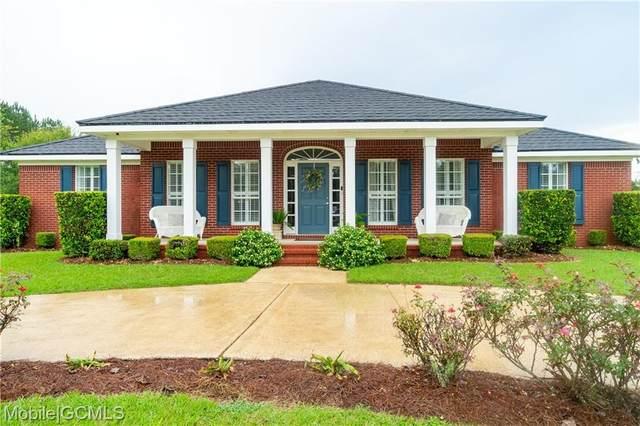 14010 Fort Lake Road, Grand Bay, AL 36541 (MLS #658402) :: Berkshire Hathaway HomeServices - Cooper & Co. Inc., REALTORS®