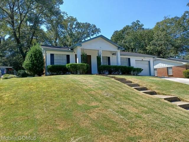 574 Markham Drive, Mobile, AL 36609 (MLS #658409) :: Elite Real Estate Solutions