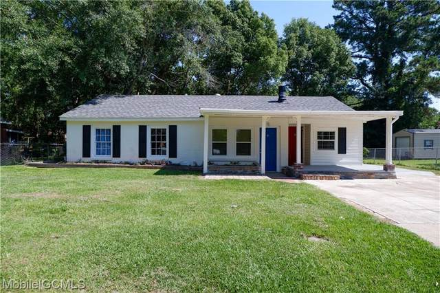 1710 Gulf Field Drive, Mobile, AL 36605 (MLS #658443) :: Elite Real Estate Solutions