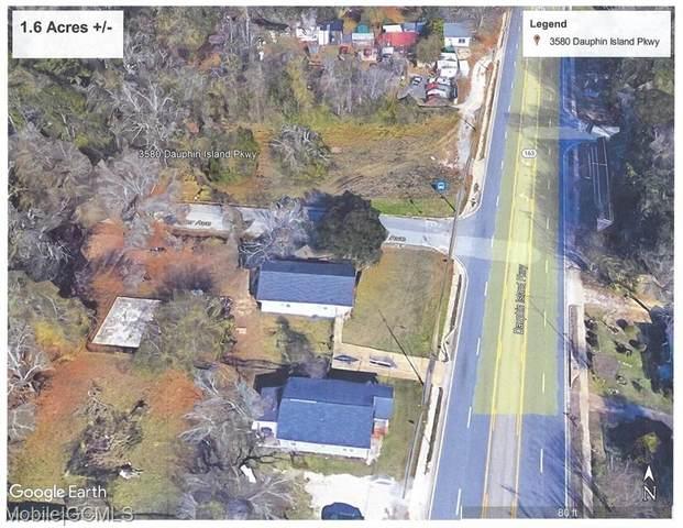 3580 Dauphin Island Parkway, Mobile, AL 36605 (MLS #658459) :: Elite Real Estate Solutions