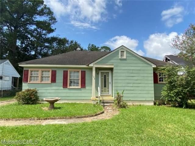 152 Dobbs Avenue, Mobile, AL 36606 (MLS #658463) :: Elite Real Estate Solutions