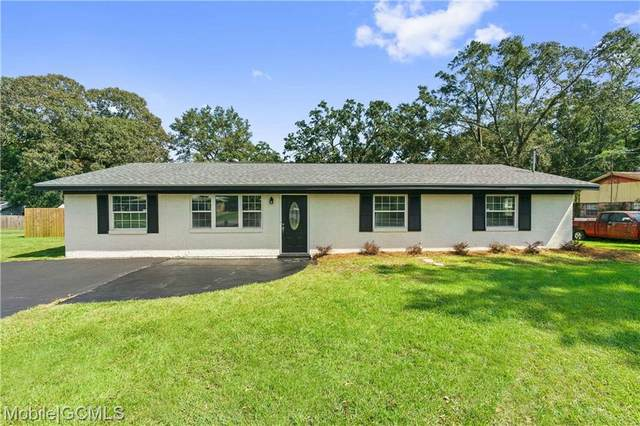 5201 Freeway Drive, Mobile, AL 36619 (MLS #658528) :: Elite Real Estate Solutions